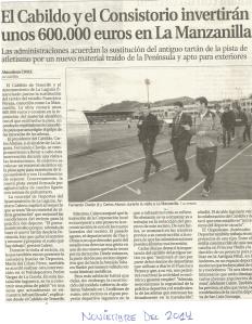 PROMESA DEL ALCALDE Y PRESIDENTE DEL CABILDO DE TENERIFE 2