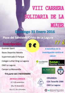 VII Solidaria de la Carrera Mujer