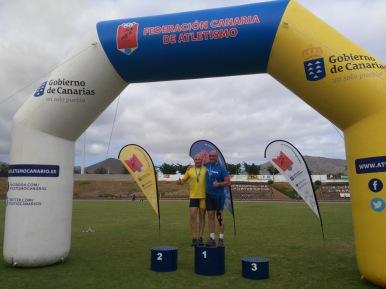 Campeonato de Canarias Veterano 5