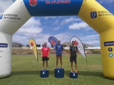 Campeonato de Canarias Veterano 9