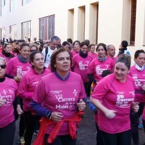 Carrera Solidaria Mujer