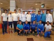 CEA Tenerife 1984 Equipo Nacional Masculino