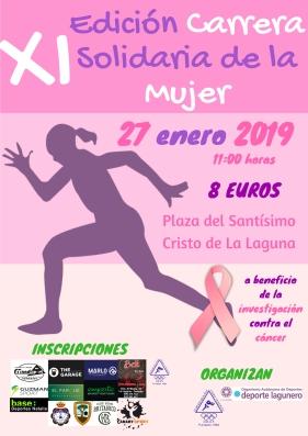 XI Edición Carrera Solidaria de la Mujer